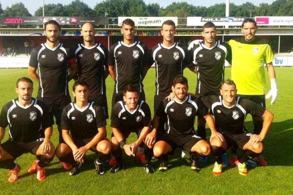 ΟΦΗ: Θετικό δείγμα στο πρώτο φιλικό, 1-1 με Ναϊμέγκεν