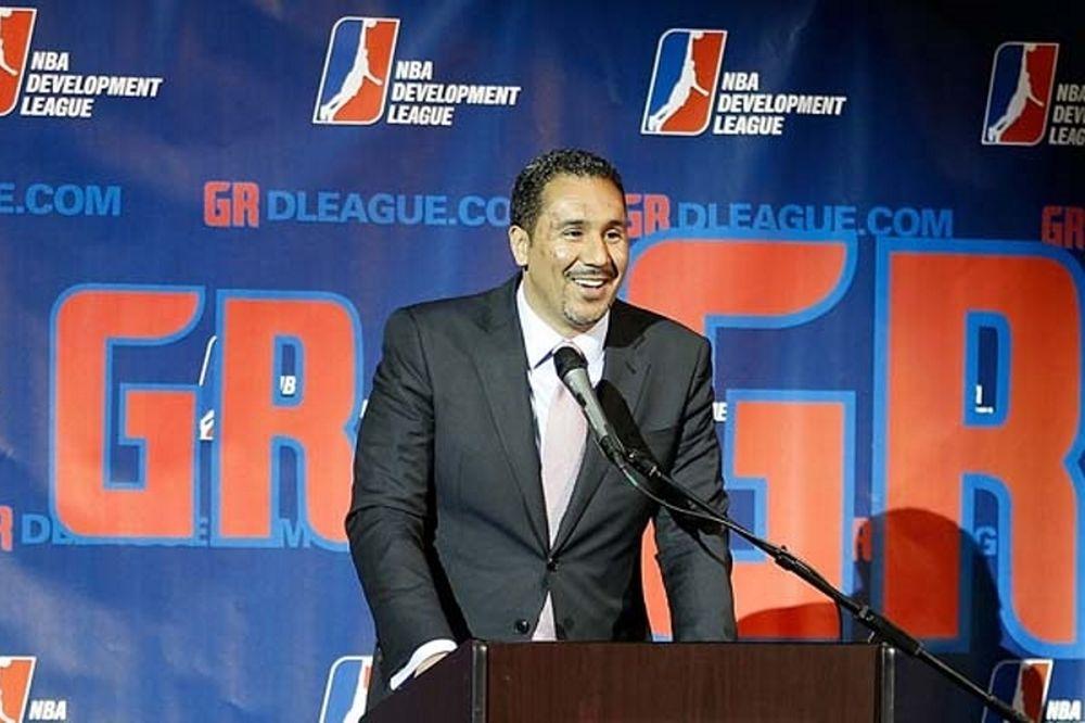 D-League: Παραιτήθηκε ο πρόεδρος, Νταν Ριντ