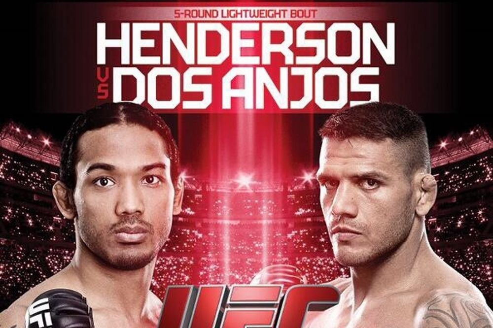 UFC Fight Night 53: Επίσημα στο main event o Henderson