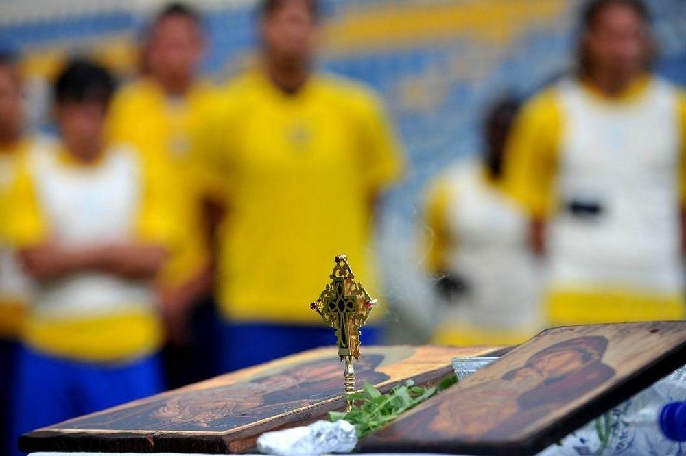 Αστέρας Τρίπολης: Πρόκριση και αγιασμός