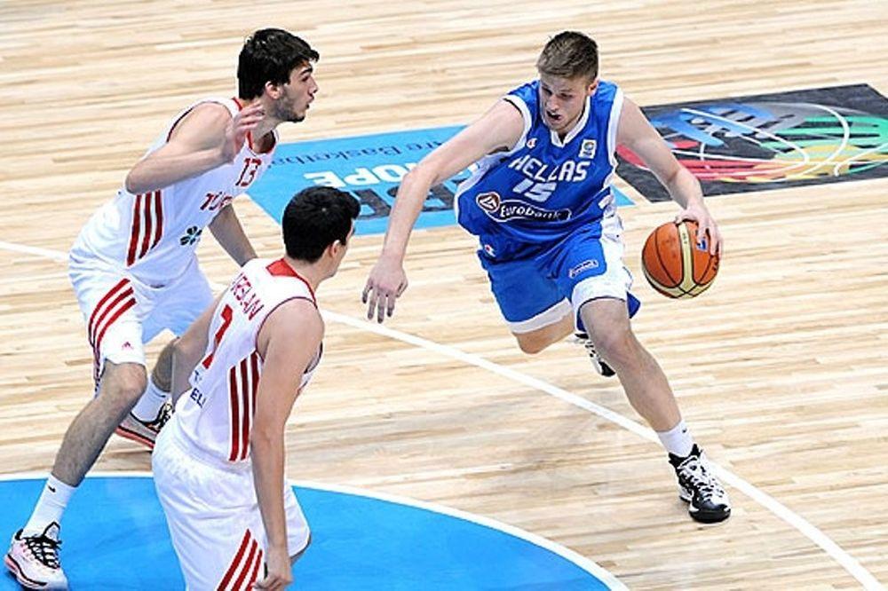 Ευρωπαϊκό Πρωτάθλημα Εφήβων: Το πρόγραμμα της Ελλάδας