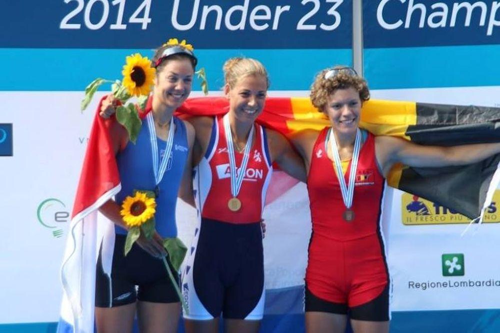 Παγκόσμιο Πρωτάθλημα Κωπηλασίας U23: «Ασημένια» η Νικολαΐδου