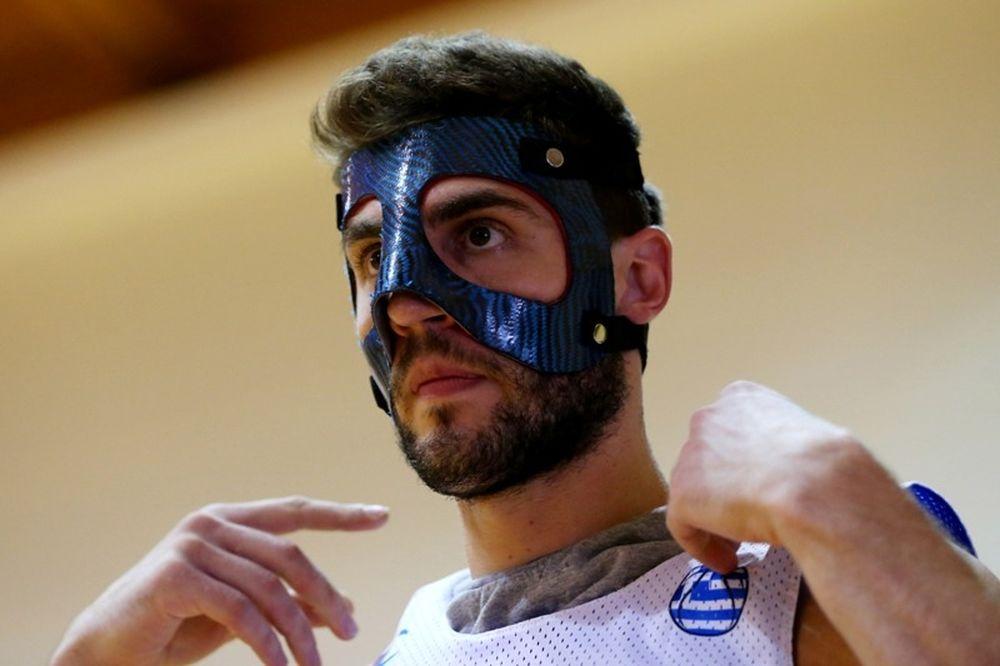 Εθνική Μπάσκετ Ανδρών: Επιστροφή στις προπονήσεις με μία απουσία