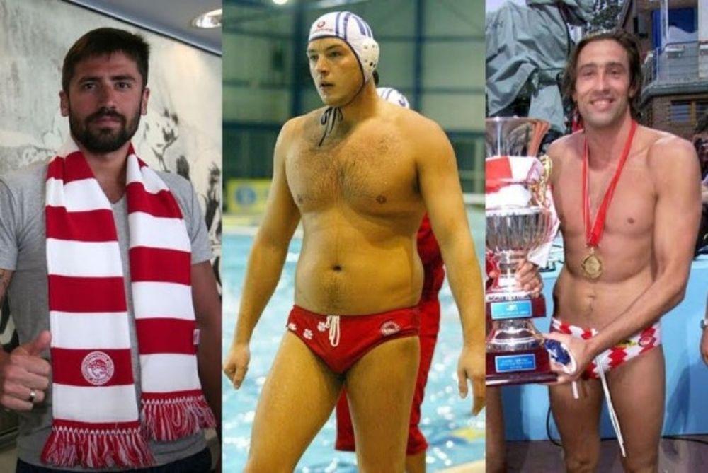 Ολυμπιακός: Αφιέρωμα στους Σέρβους πολίστες τους