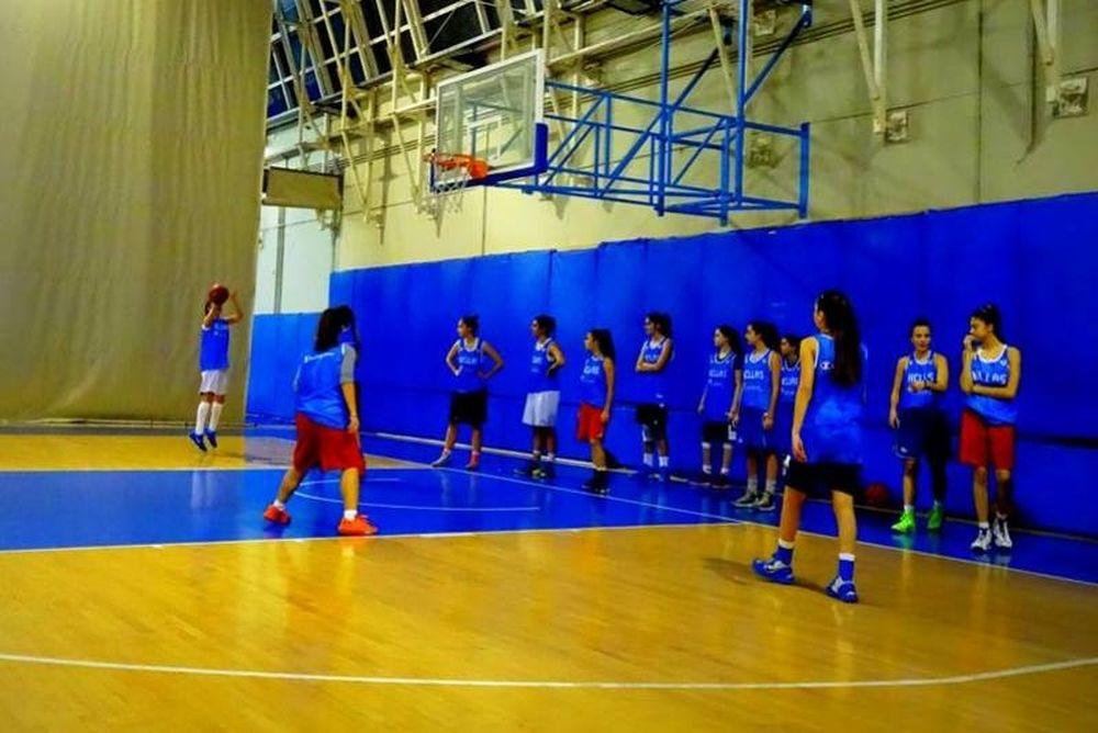 Εθνική Μπάσκετ Κορασίδων: Πρεμιέρα με το δεξί (video)