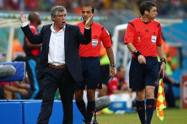 Αιχμές κατά ΕΠΟ και  FIFA από Σάντος