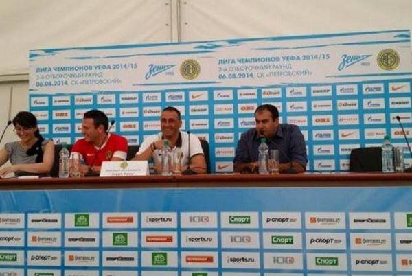 ΑΕΛ: Στη σημασία του γκολ στέκεται ο Πέτεφ
