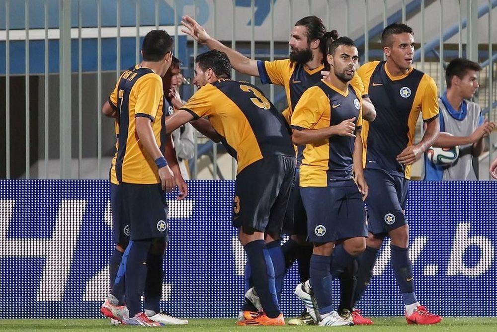 Αστέρας Τρίπολης - Μάιντζ 3-1: Τα παλικάρια της Τριπολιτσάς!