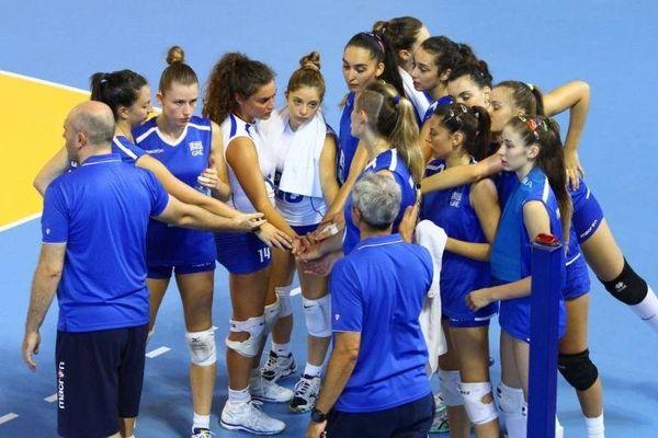 Εθνική Νεανίδων: Τέταρτη στο Βαλκανικό Πρωτάθλημα