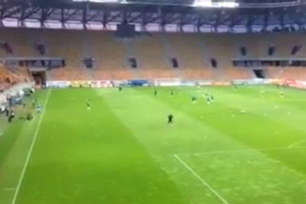 Λέγκια Βαρσοβίας: Απίστευτη καζούρα για το Τσάμπιονς Λιγκ (video)