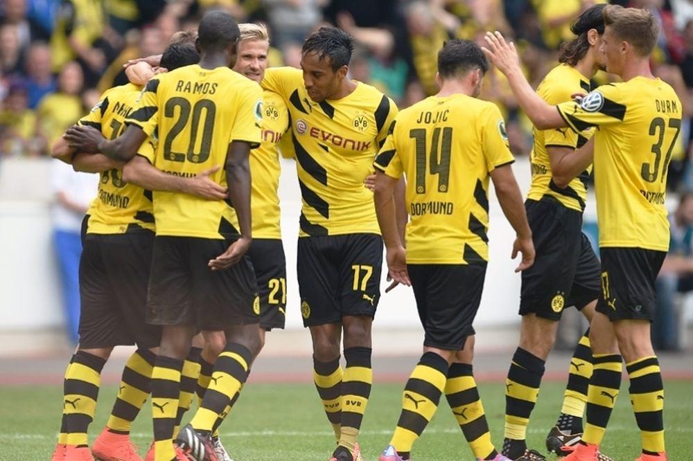 Κύπελλο Γερμανίας: Πρόκριση για Ντόρτμουντ, εκτός η Στουτγκάρδη (video)