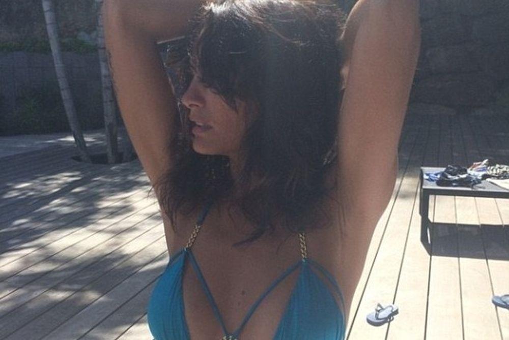 Ποιος είναι ο διάσημος bodyguard της γυμνής κυρίας Πιρές; (photos)