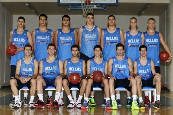 Εθνική Μπάσκετ Παίδων: Έτοιμοι για την πρεμιέρα του Ευρωπαϊκού