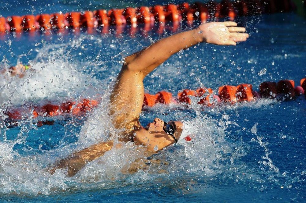Ολυμπιακοί Αγώνες Νέων: «Ασημένιος» και ο Χρήστου στο ύπτιο