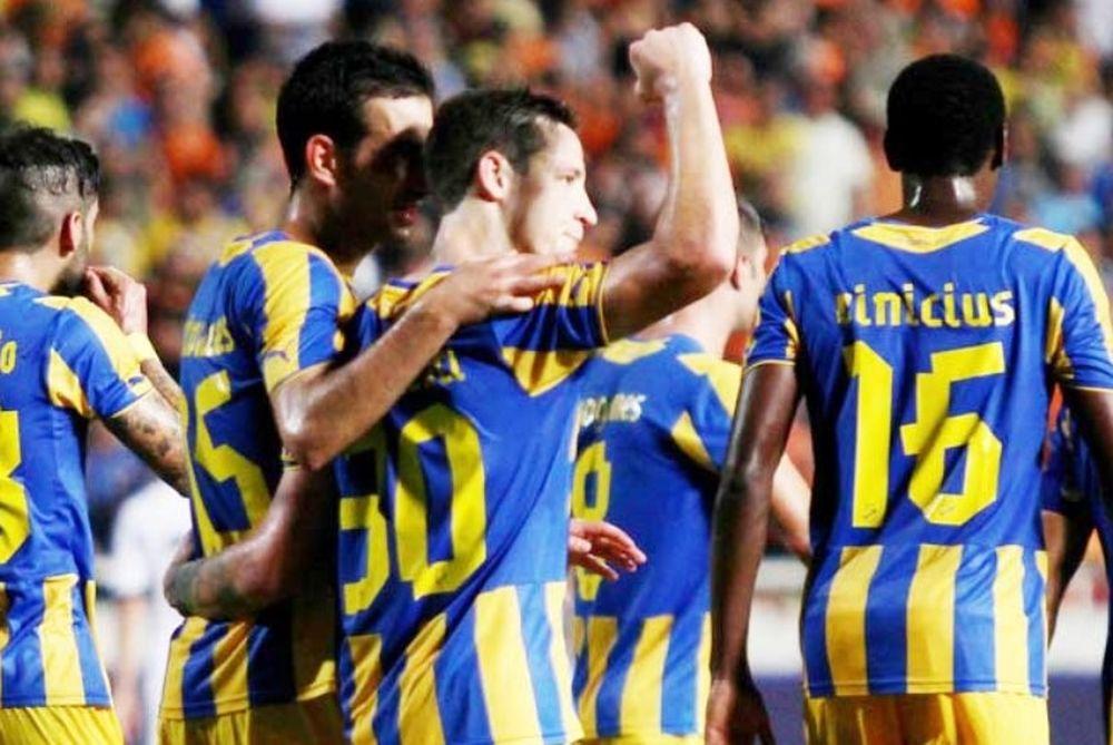 Άαλμποργκ – ΑΠΟΕΛ 1-1: Θα κριθεί στην Κύπρο