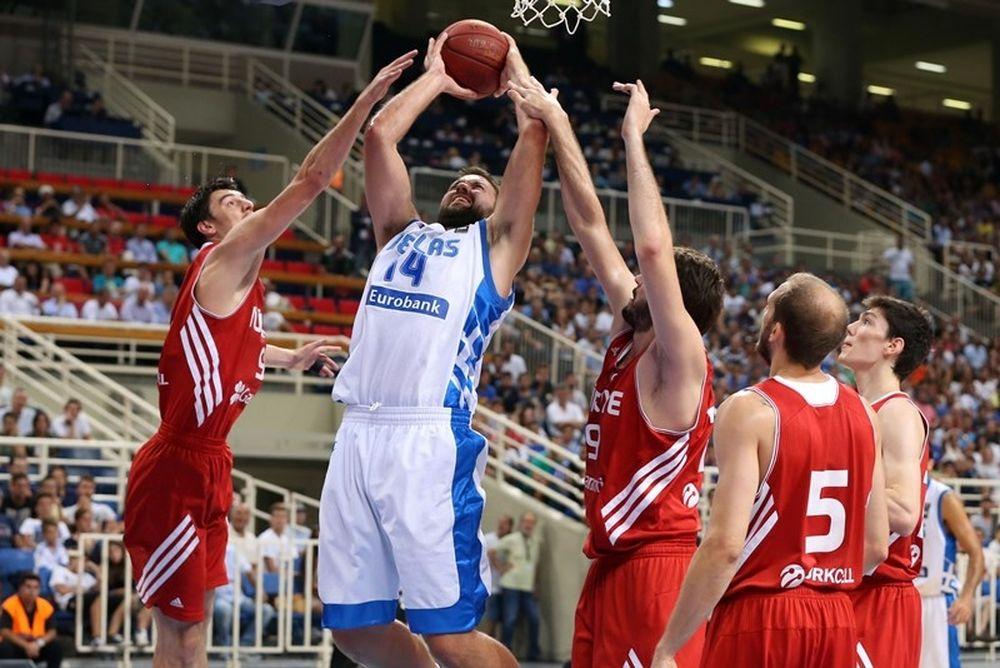 Μουντομπάσκετ 2014: Ανώτερη η Ελλάδα για Αταμάν