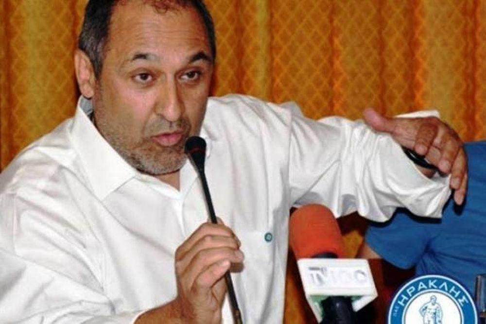 Ηρακλής: «Ξέσπασε» ο Παπαθανασάκης