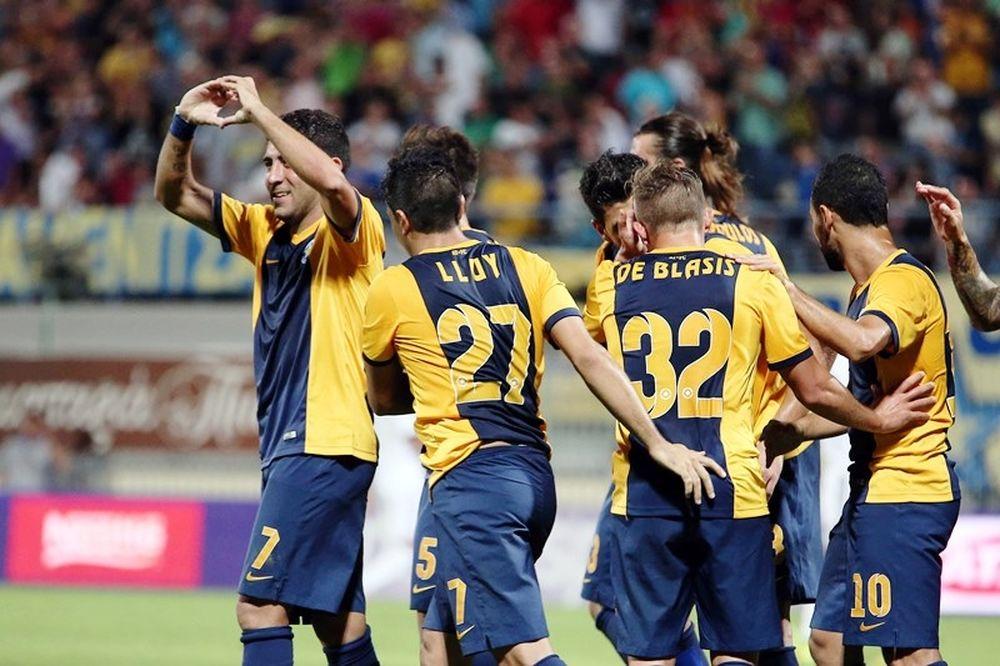 Αστέρας Τρίπολης- Μακάμπι Τελ Αβίβ 2-0: Λάμψη ομίλων για Αστέρα! (photos)