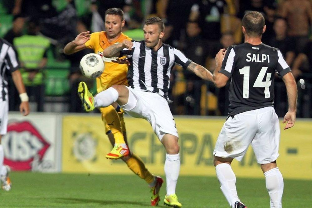 Ζίμπρου Κισινάου – ΠΑΟΚ 1-0: Και τώρα… τρέχει (photos)
