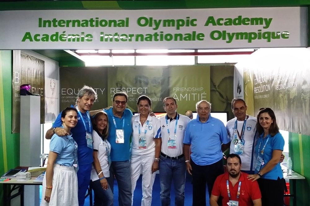 ΔΟΑ: Συμμετοχή στην Ολυμπιακούς Αγώνες Νέων Νanjing 2014