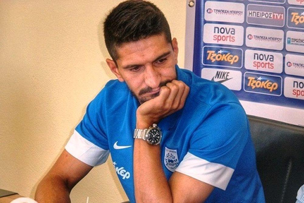 Τζημόπουλος: «Θα παλέψουμε ο ΠΑΣ Γιάννινα να βρεθεί ψηλά»