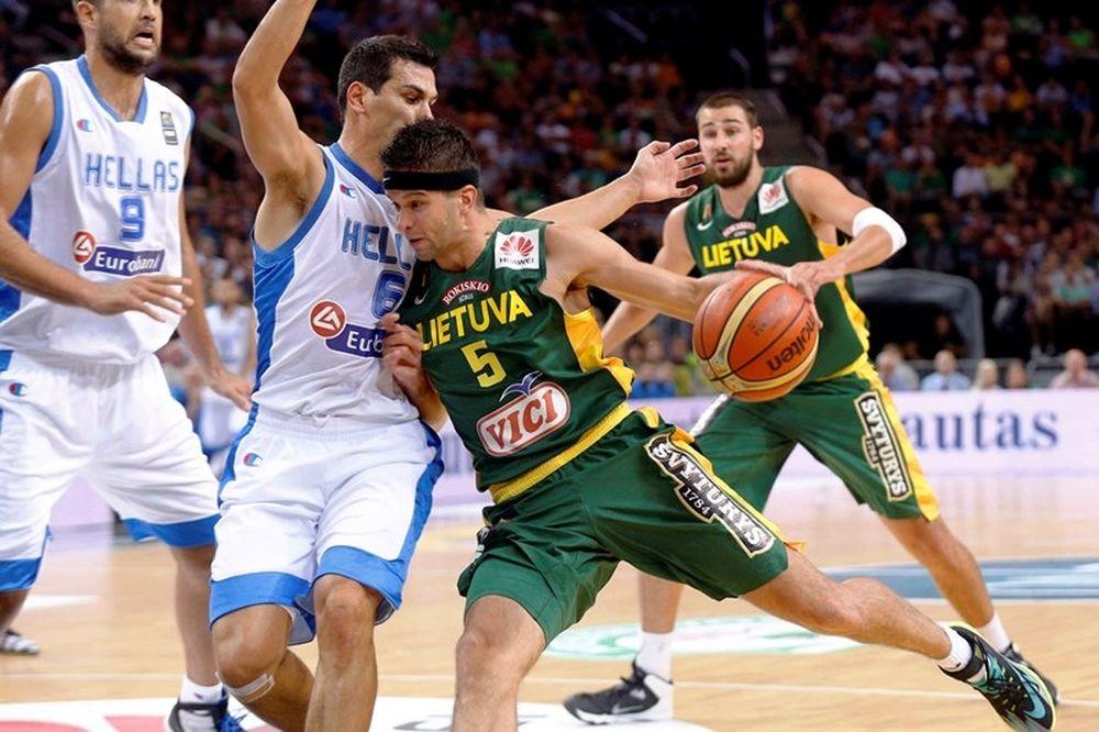 Mundobasket 2014: Ασταμάτητη η Λιθουανία