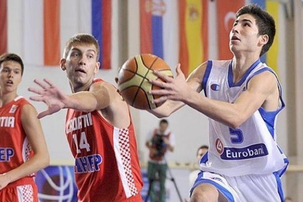 Εθνική Μπάσκετ Παίδων: Τρίτη ήττα στο Ευρωπαϊκό