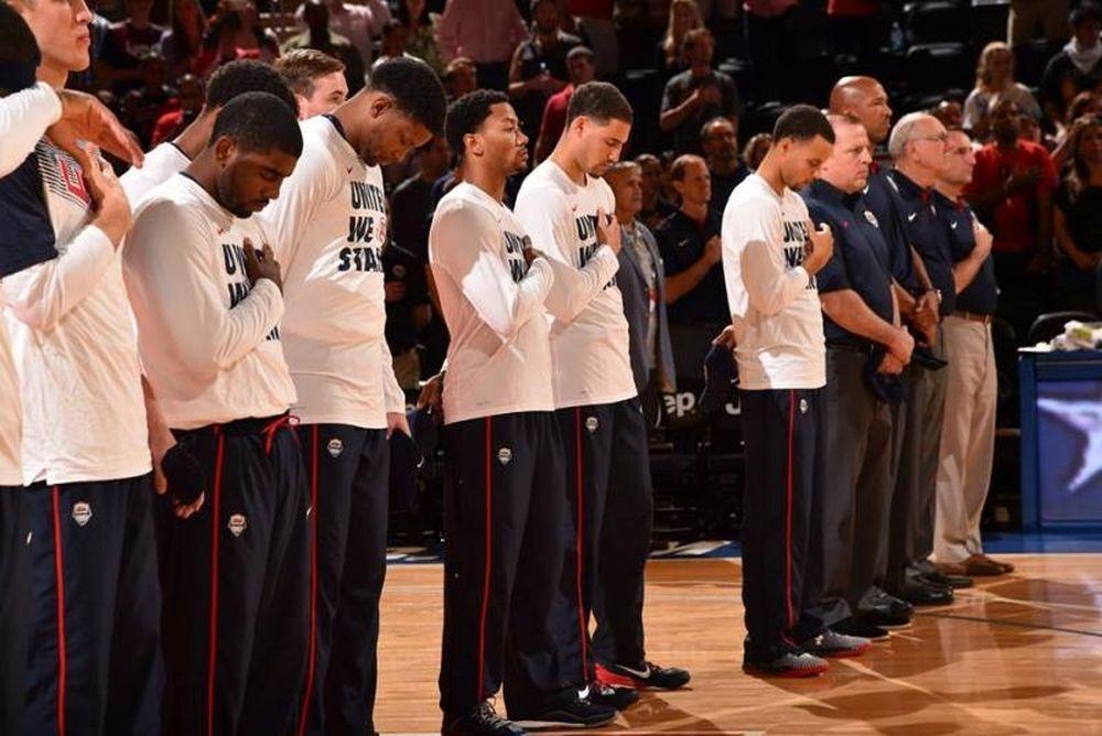 Mundobasket 2014: Η 12άδα των ΗΠΑ