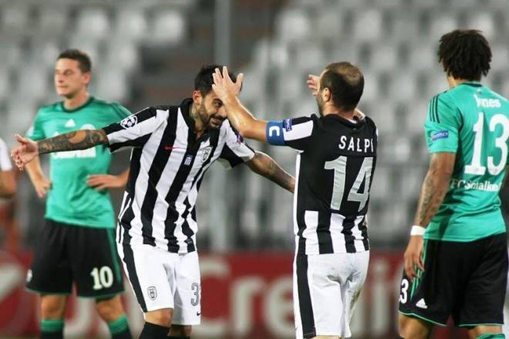 Δεληγιαννίδης: «Φέτος, το Κύπελλο»