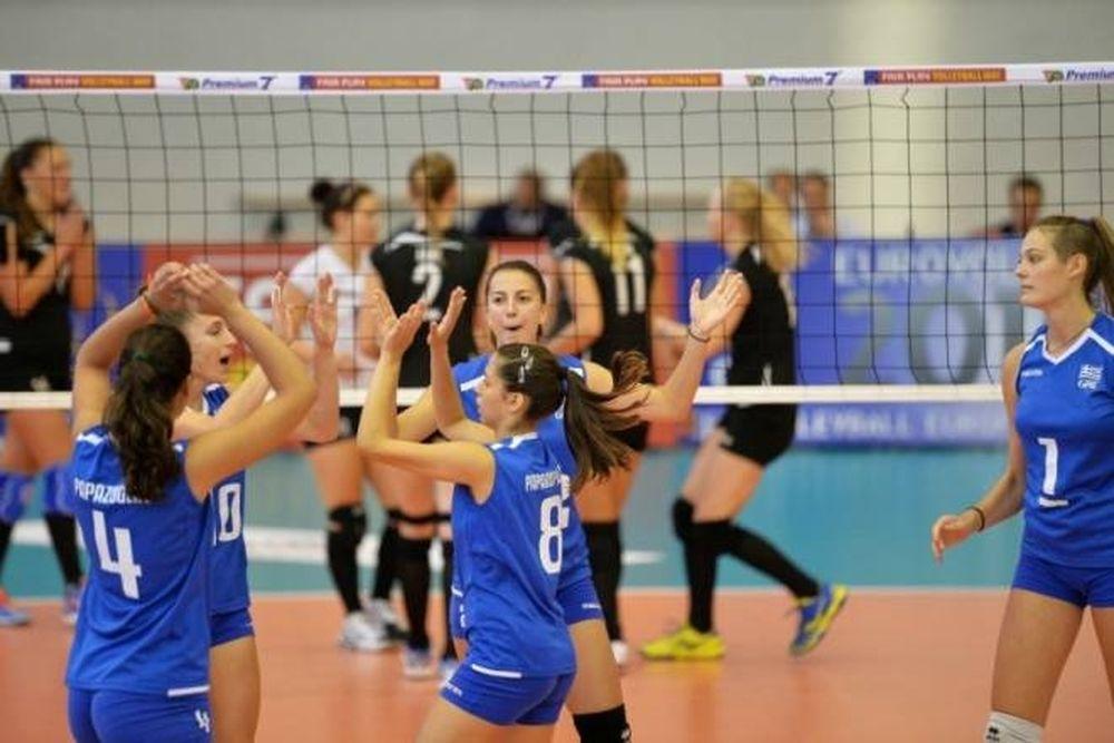 Εθνική Νεανίδων: Ήττα και μικρός τελικός με Τουρκία