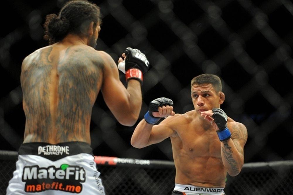 UFC Fight Night 53: Δεν καταλαβαίνει ο dos Anjos
