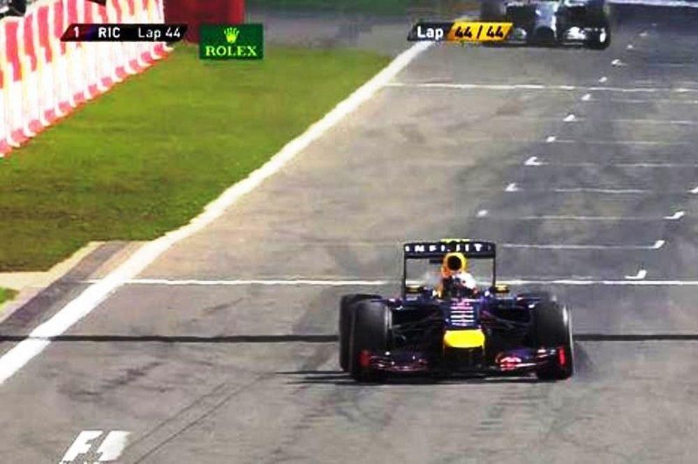 Formula 1: Νίκη στο Βέλγιο ο Ρικιάρντο