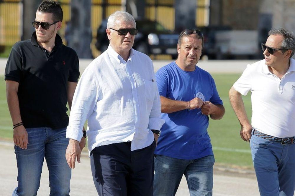 ΑΕΚ: Τα… πήρε ο Μελισσανίδης