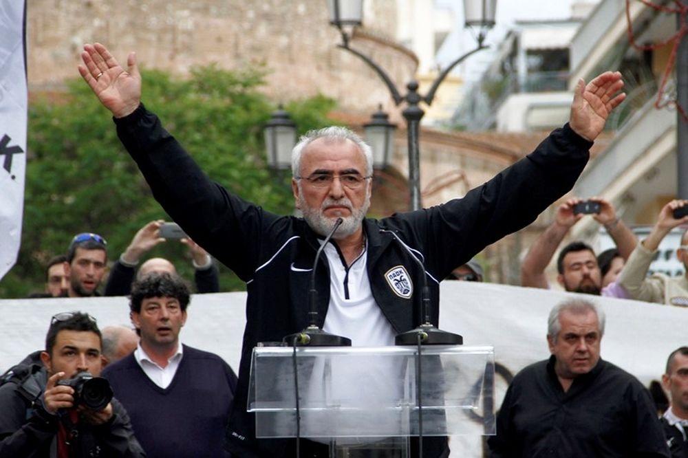 ΠΑΟΚ: Στα χέρια με οπαδό ο Σαββίδης!