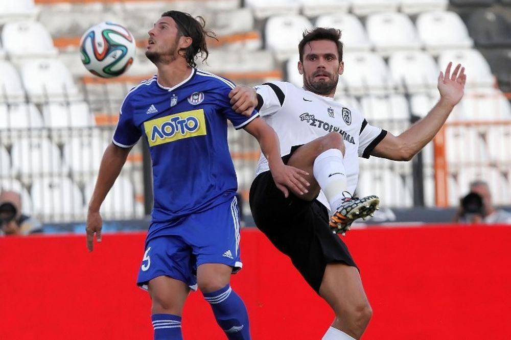 ΠΑΟΚ - ΑΕΛ Καλλονής 1-1: Τα γκολ του αγώνα (video)