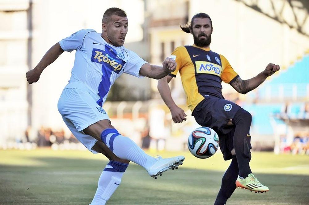 ΠΑΣ Γιάννινα - Αστέρας Τρίπολης 3-1: Τα γκολ του αγώνα (video)