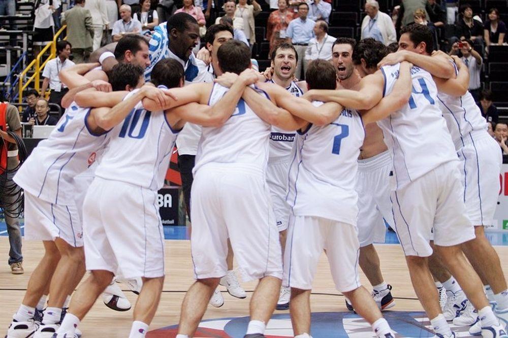 Mundobasket 2014: Πάμε σαν άλλοτε! (video)