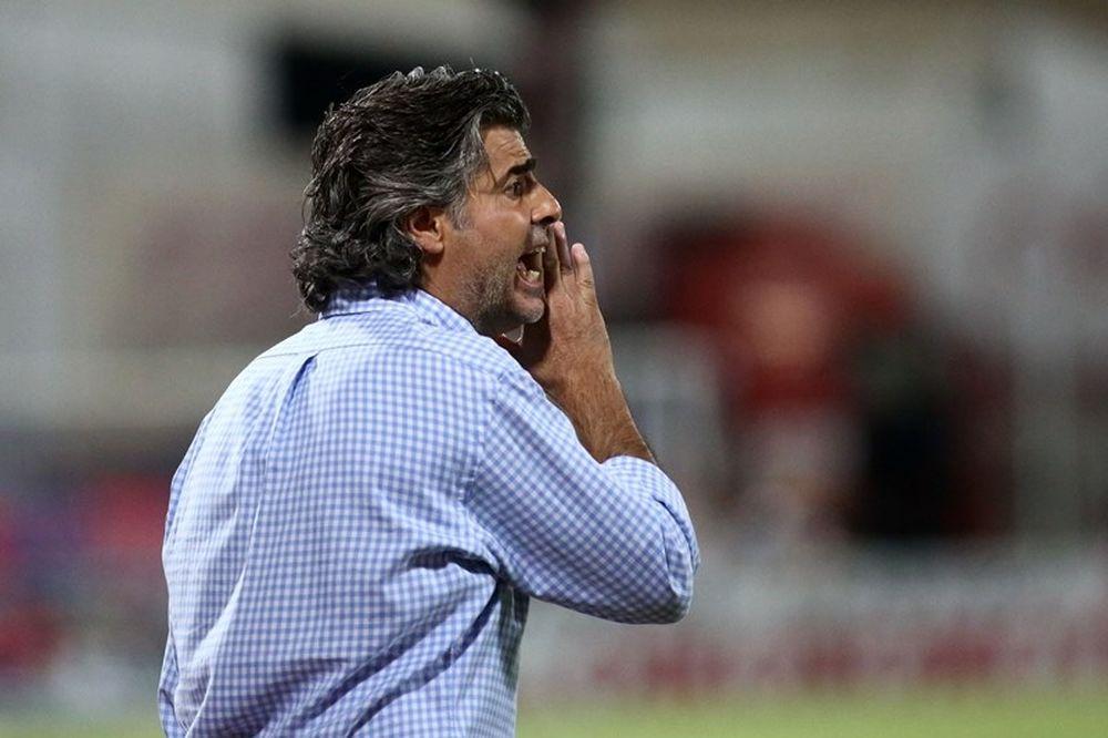 Τερεζόπουλος: «Δεν είμαστε και η Μπαρτσελόνα»