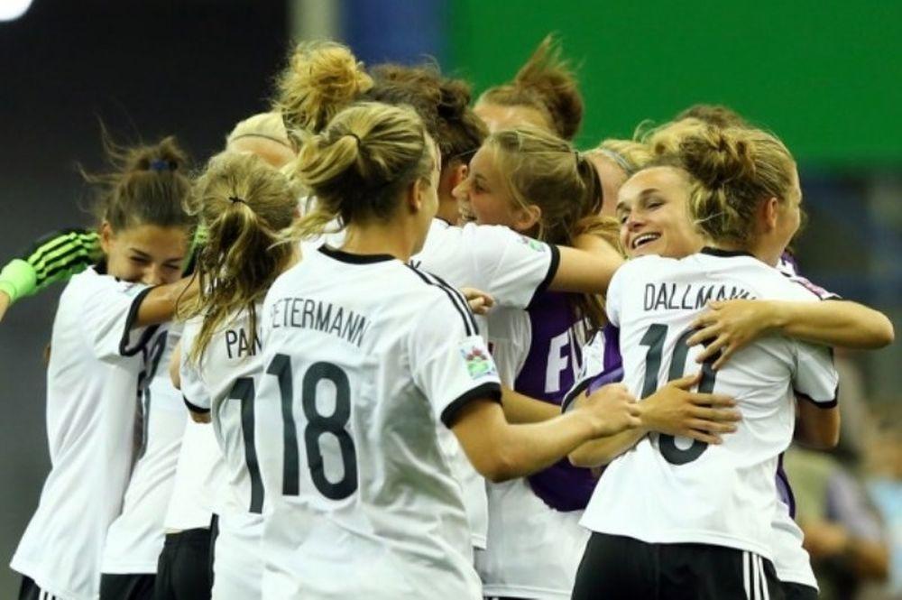 Παγκόσμιο Κύπελλο: Στην κορυφή η Γερμανία