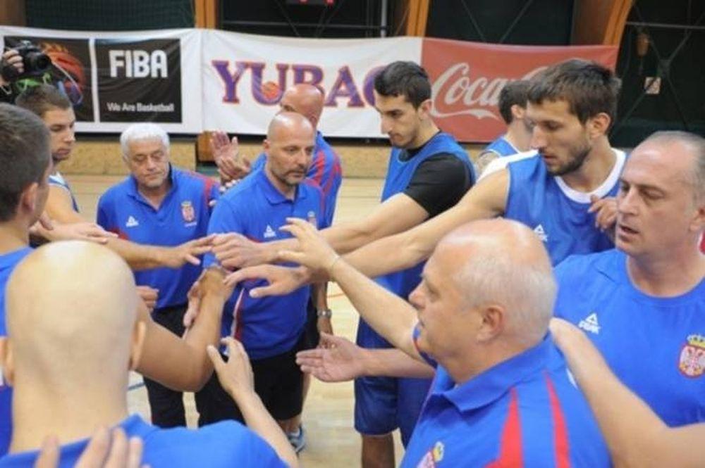Μουντομπάσκετ 2014: Η 12άδα της Σερβίας