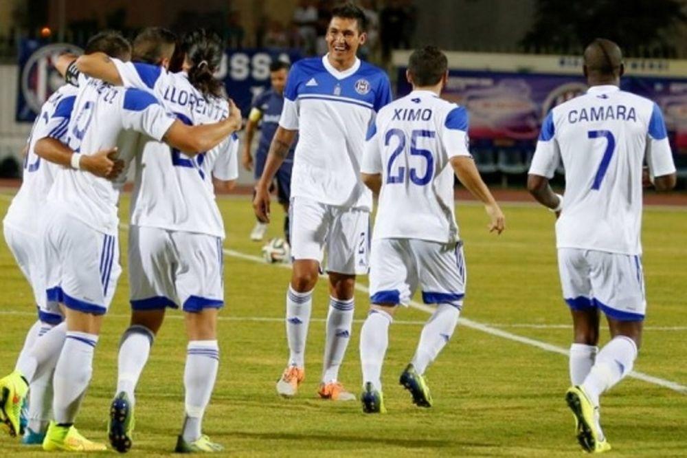 ΑΕΛ Καλλονής: «Αρχίζει το ματς!»