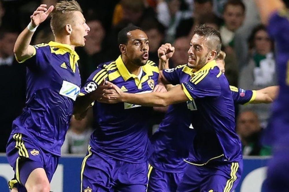 Champions League: «Σφαλιάρα» για Σέλτικ, πρόκριση για ΜΠΑΤΕ, Πόρτο