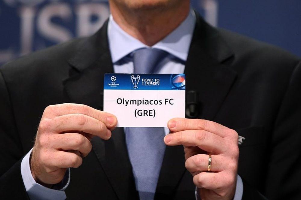 Ολυμπιακός: Δύσκολα στο δεύτερο γκρουπ στο Champions League