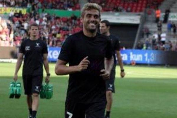 Μίντιλαντ: Παίκτης της στην εθνική Δανίας