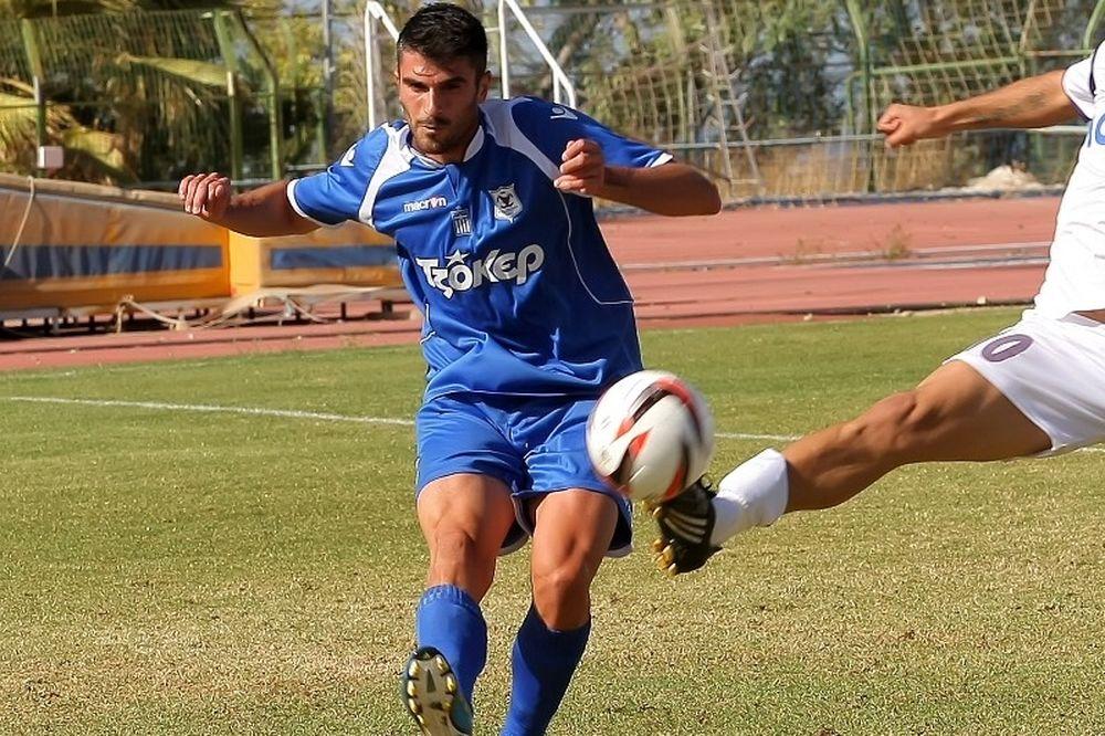 Βουρβαχάκης: «Να κάνουμε το βήμα παραπάνω στο Κύπελλο»