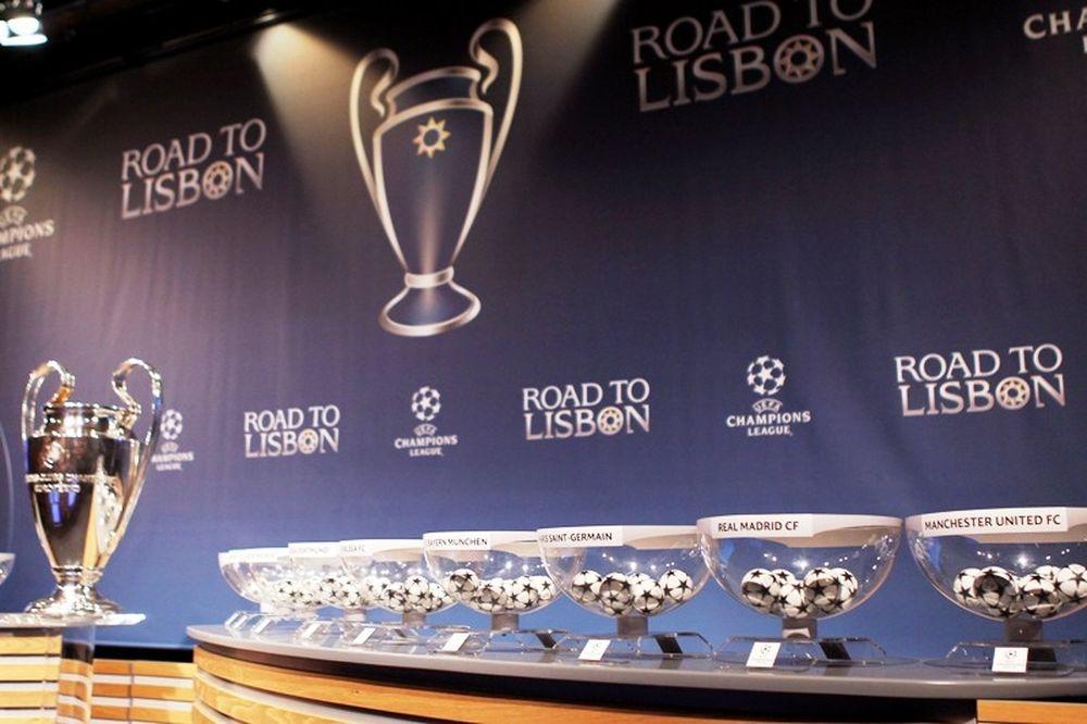 Champions League: Κληρώνει για Ολυμπιακό και ΑΠΟΕΛ (photos)