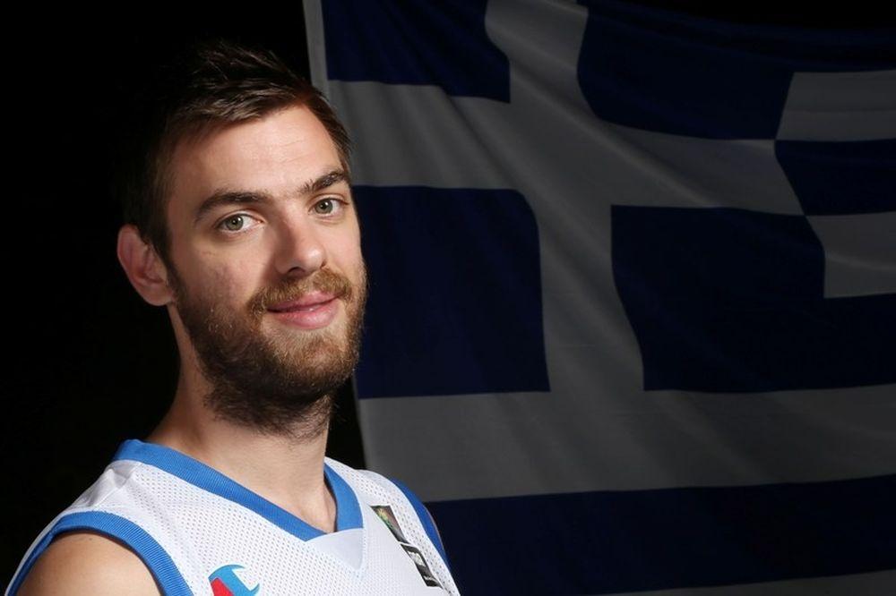 Μουντομπάσκετ 2014: Γαστρεντερίτιδα και ο Μάντζαρης