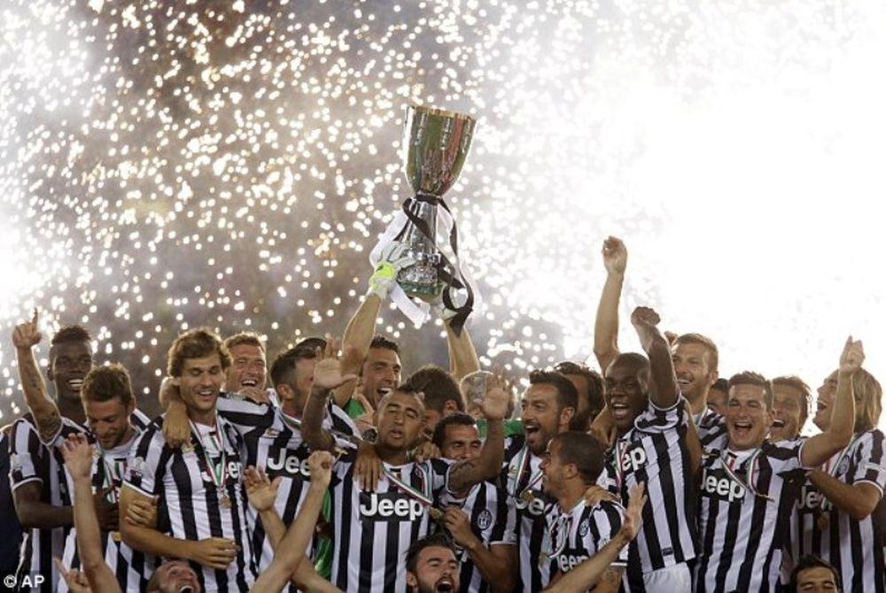 Champions League: Το προφίλ της Γιουβέντους