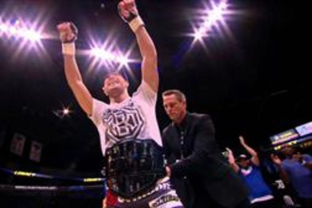 UFC 177: Στην ελίτ ο Damon Jackson