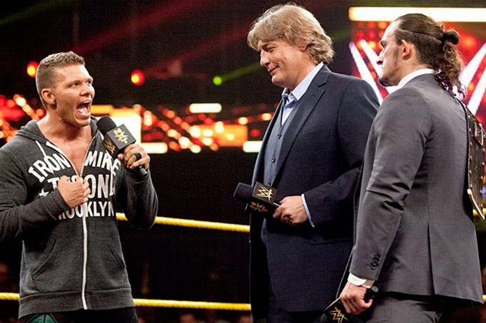 NXT: Αποφασιστικός… William Regal (photos+videos)